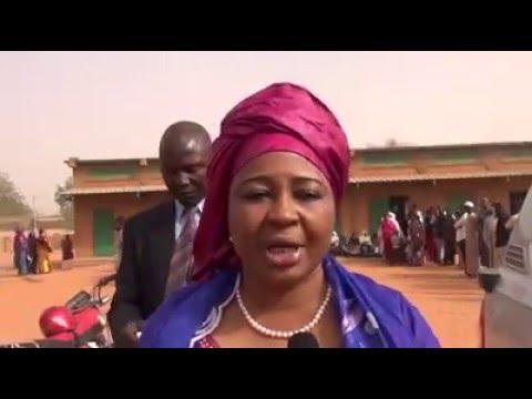 Niger : La Femme De Hama Amadou Appelle à Sanctionner Le Régime D'Issoufou
