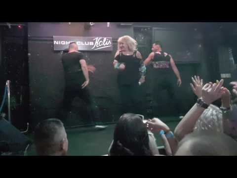 Zoltán Erika - Madonna (Club Kolis London 2017.07.02)