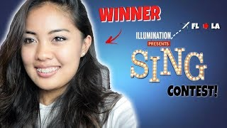 How I Won The SING Movie Contest + FREE Trip To LA!!?!? 😱 || STORY TIME Ft. Keith From Try Guys