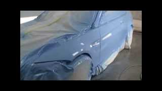 2008 BMW M3 - Paint restoration and color change