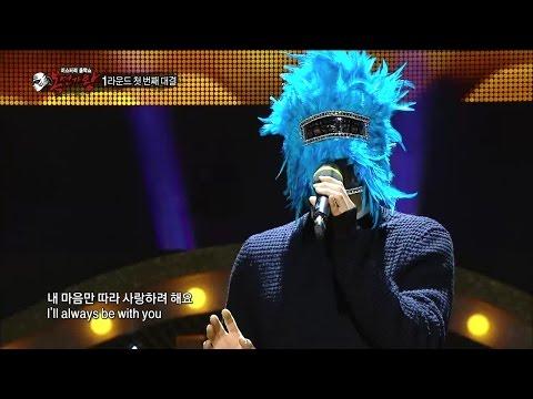 【TVPP】Jo Kwon(2AM) - Man and Woman, 조권(투에이엠) - '꾀꼬리 같은 파랑새' 조권의 '남과 여' @ King of Mask Singer