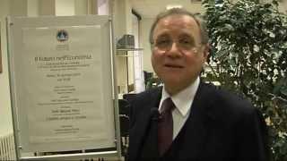 video Il Futuro nell'Economia - Intervista al Governatore Ignazio Visco