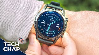 The Smartwatch with a 2 WEEK Battery Life! [Huawei Watch GT 2] | The Tech Chap