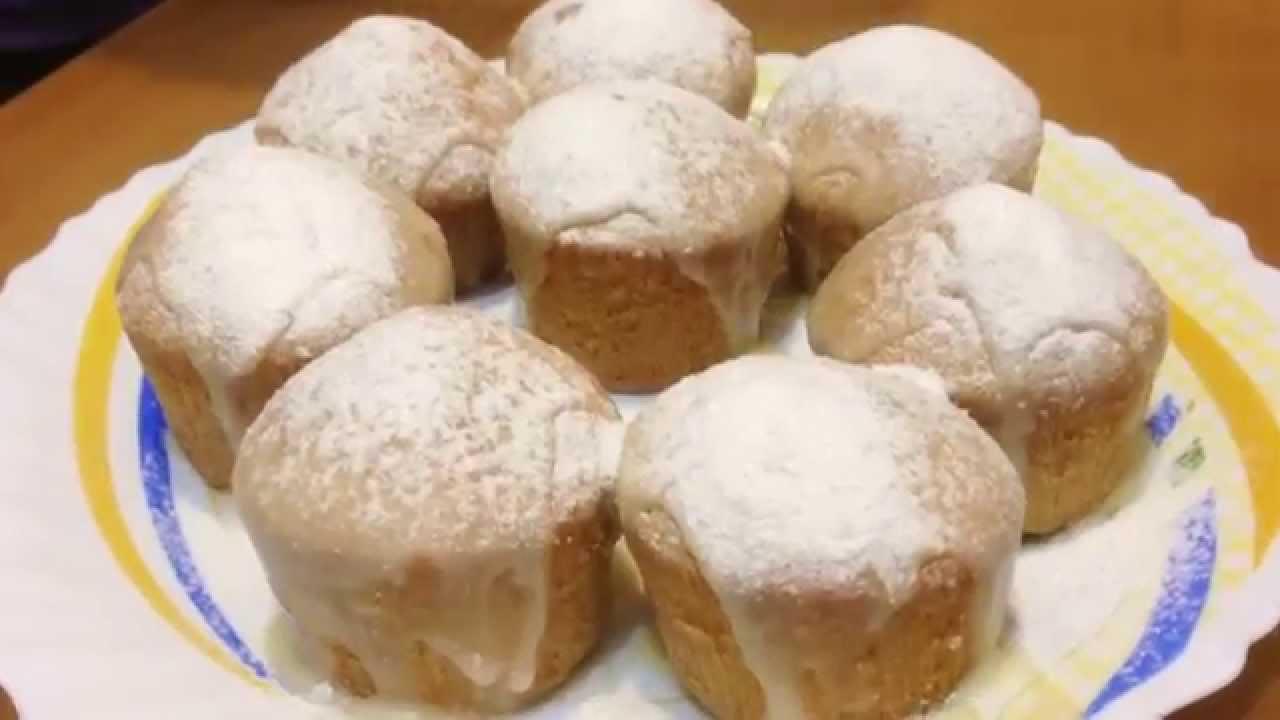 Мини кексы рецепты с фото