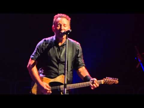 Bruce Springsteen - Brilliant disguise - Copenhagen 14.5.2013