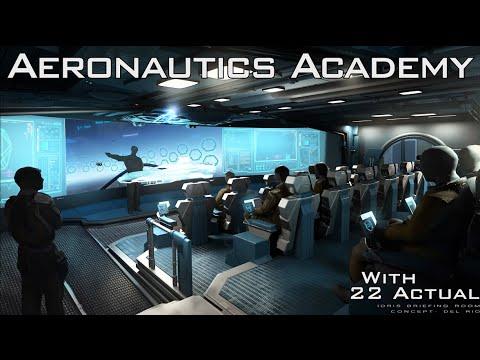 Star Citizen - Aeronautics Academy - Defford Link