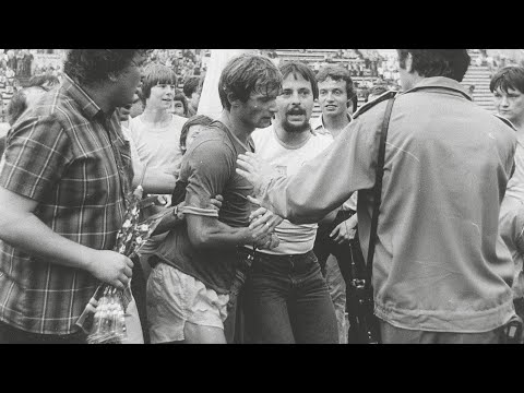 Reportáže z utkání 1. české národní ligy - podzim 1982 (sezóna 1982/1983)