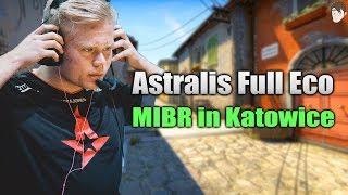Mid Round: How Astralis Full Eco'd MIBR in Katowice