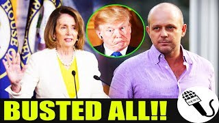 IT'S BIGGER THAN WE KNOW!! Steve Hilton Just UNCOVERED A DARK PLAN SMUG Pelosi's BEEN HIDING!OH WOW!