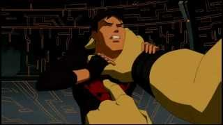 Mongul Vs Young Justice