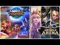 Mobile Legends vs Arena of Valor (Komparasi) #KepoGaming