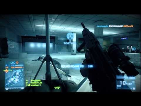 Battlefield 3 L85 Review Great Gun