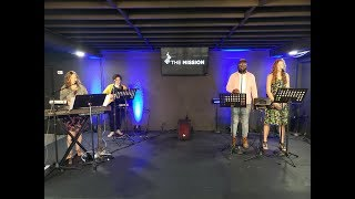 The Mission Sunday Service 9-2-18 / Shane Hill / Our God doesn't miss a thing or Our God is the God