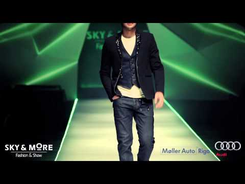 Sky&More Fashion&Show Spring/Summer2013 with FashionTV and Sam Obernik