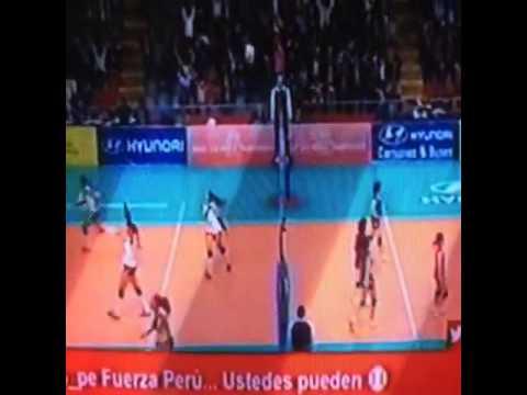 Perú venció 3-1 a China Taipéi y clasificó primero en el Grupo A