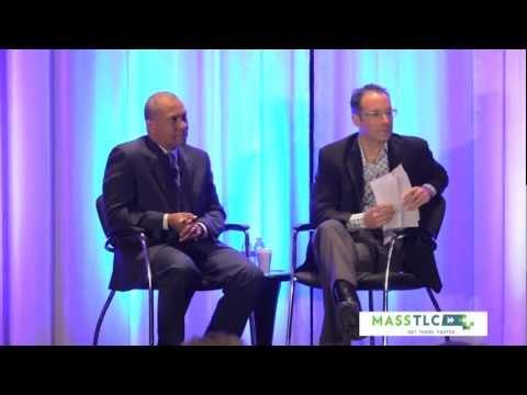 Governor Deval Patrick Q&A Session at MassTLC Annual Meeting