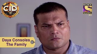 Your Favorite Character | Daya Consoles The Family | CID