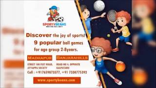 Join Us & Identify The Best Sport Program For Your Kid.