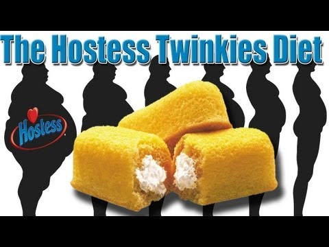 Lose weight fast with Hostess Twinkies Diet - Healthy, Safe & Easy Guaranteed (maybe...)!