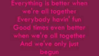 Watch Bratz When Were All Together video