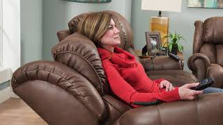 Homestretch 146 Power Loveseat, Power Recliner, Power Sofa at Big Sandy Superstore