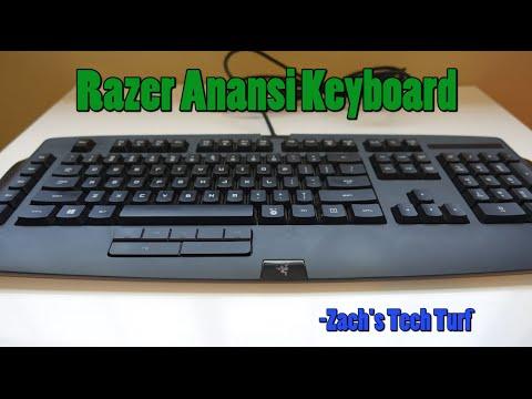 Razer anansi user guide