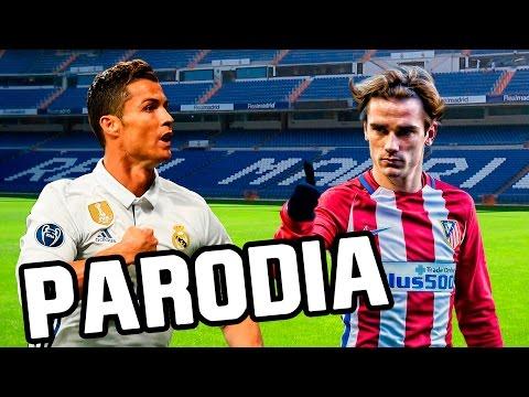 Canción Real Madrid vs Atletico Madrid 3-0 (Parodia Danny Ocean - Me Rehúso) RESUBIDO
