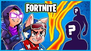 WILDCAT & MARKSMAN in Fortnite 2v2 Tournament! (vs. Ninja, High Distortion, Sypher, Spacelyon, Etc)