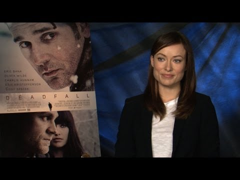 'Deadfall' Olivia Wilde Interview
