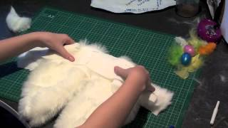 HOW TO MAKE SIMPLE BUNNY EARS