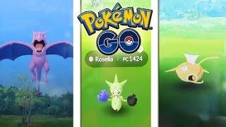CAPTURO 12 SHINIES! AERODACTYL, ROSELIA SHINY y más! Último día SAFARI ZONE en Pokémon GO! [Keibron]