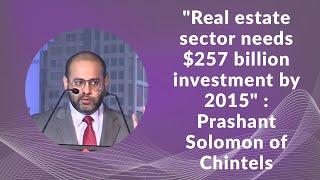 Real estate sector needs  257 billion