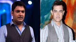 Comedy King Kapil Sharma Replaced Mr. Perfect Aamir Khan