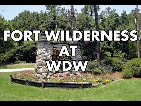 Disney's Fort Wilderness Resort and Campground - May 2011