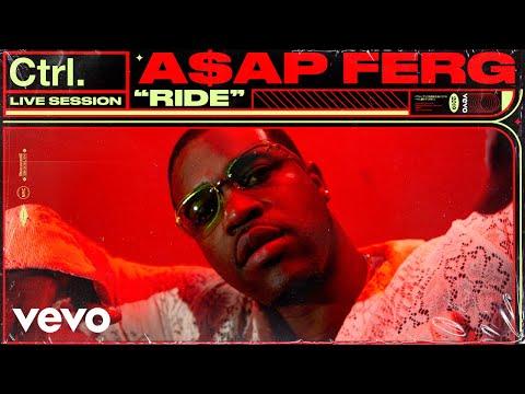 "A$AP Ferg - ""Ride"" Live Session | Vevo Ctrl"