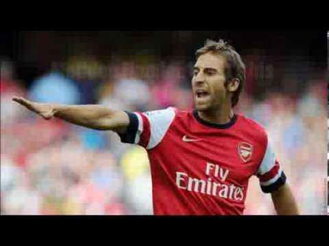 Mathieu Flamini : What's his problem?