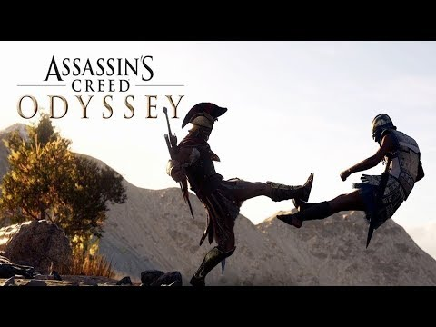 Assassin's Creed: Odyssey. 3 часть (без комментариев) [1080p PC]