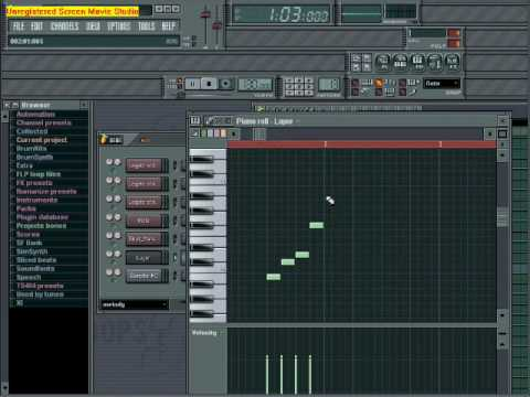 How to Create Music in Minutes!! (Fruity Loops Studio)