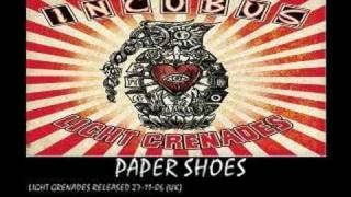 Watch Incubus Paper Shoes video