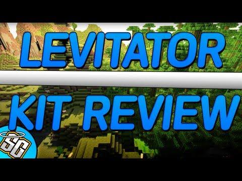 MCPVP.com | Review #51 LEVITATOR Kit Review | Minecraft Hardcore Games
