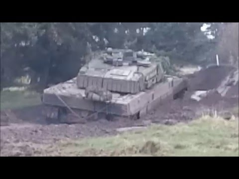 9 Leopard 2 Thanks on exercise