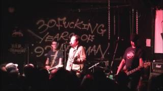 The Mr. T Experience live at 924 Gilman St. Berkeley, CA  1/7/17
