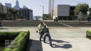GTA 5 Funny Moments #4 (Grand Theft Auto 5 Funny Moments #4)