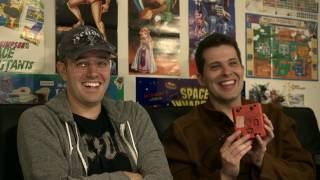 Game Controllers! with James Rolfe & Mike Matei #Retro #JamesRolfe #MikeMatei