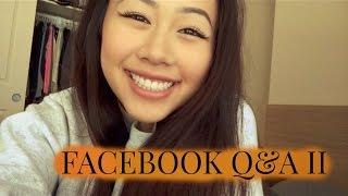 Michelle Vang | Facebook Q&A 2