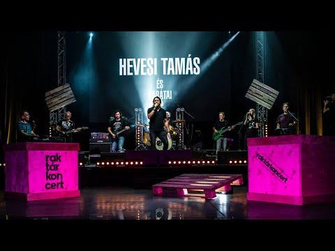 RAKTÁRKONCERT: Hevesi Tamás / Behind the scenes