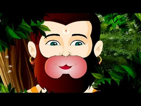 Pavanputra Hanuman - English Animated Story 9/12