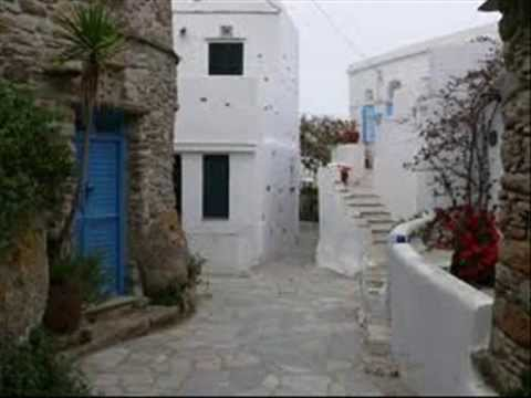 TINOS ISLAND CYCLADES GREECE