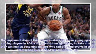 NBA and FIBA announce plan to launch professional basketball league in Africa