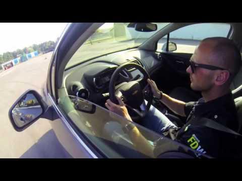 FDW - Урок 3 - Динамичный старт - курсы экстремального вождения FDW